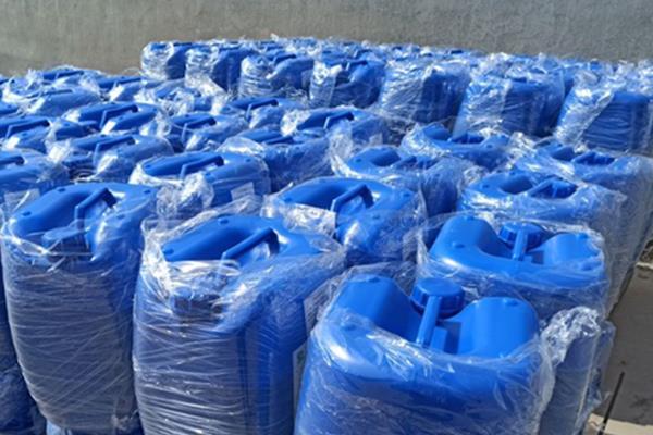 新疆昌吉反渗透阻垢剂4000公斤顺利发货