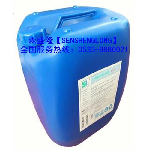 无磷循环水阻垢剂促进中水的循环利用