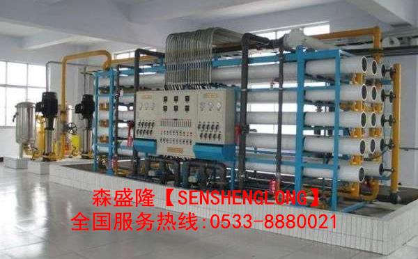 反渗透阻垢剂余热发电制水系统应用