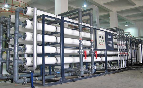 低磷膜阻垢剂SS815U产品应用实例