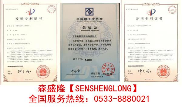 膜阻垢剂环境友好型SY730符合环保无磷标准